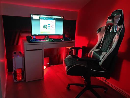 empire gaming chaise gamer racing 700 ou diablo